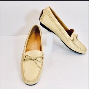 Lauren By Ralph Lauren All Leather Loafers